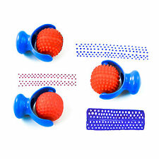 Anthony Peters Palm Rollers - Texture Designs (Pack of 3) [Kids' Paint Rollers]