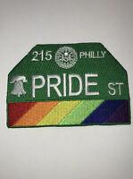 FBI Philadelphia Police Pride Patch - Police Gay Pride Shoulder Patch