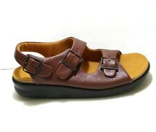 SAS Relaxed Amber 10 Wide Women's Shoes Sandals Comfort Slingback Size 10W Wide