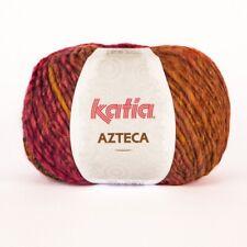 AZTECA von Katia - FUCSIA/GRANATE/MARRÓN (7837) - 100 g / ca. 180 m Wolle