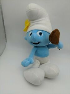 The Smurfs Vanity Smurf Plush 15""