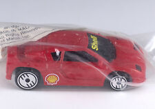 Hot Wheels Promo Shell Oil Zender Fact 4 Red 1991 NIP