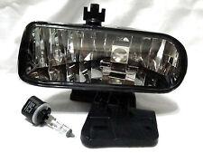 Driving Fog Light Lamp w/Light Bulb Passenger Side for 1999-2002 Sierra