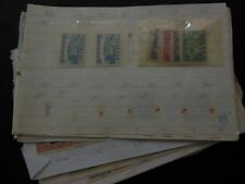 Sweden : Very useful Mint & Used group on Old Time approval pgs. Scott Cat $1798