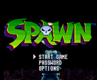 Spawn The Video Game Super Nintendo Snes Cleaned & Tested Authentic