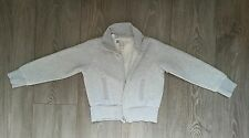 Gilet gris clair DOMYOS  taille 6 ans