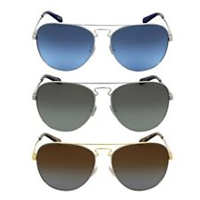 Coach Gradient Metal Aviator Sunglasses HC7069 - Choose color