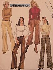 Mc-M4926 Pants Sewing Pattern McCall's Plus Size 14-16-18-20 Uncut