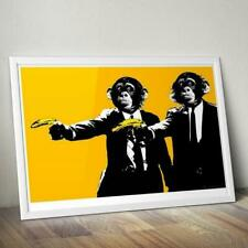 Pulp Fiction Apes Poster 91 x 61cm