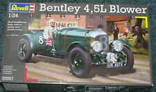 Revell Germany 1/24 Bentley Blower Plastic Model Kit  07007