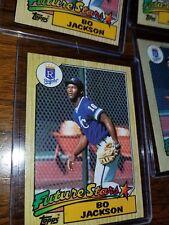 1987 TOPPS BO JACKSON ROOKIE CARD #170