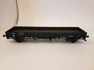 KM1 203359 Gauge 1 Rmms Stake Wagon Rail Car Service Patinated From Dog Boxed