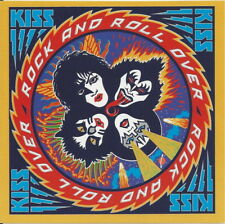KISS - CD - Rock And Roll Over - Starkes Album mit 10 tollen Songs