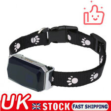 IP67 Protection Pet Collar GPS GSM LBS Tracker Real time Locator For Dogs Cats