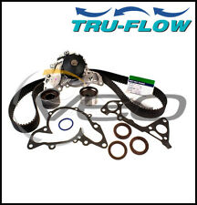 MITSUBISHI MAGNA TJ II 3.5L 6G74 7/02-6/03 TRU-FLOW TIMING BELT & WATER PUMP KIT