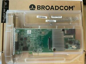 4 Port Broadcom LSI00415 MegaRAID SAS 9361-4i Controller 12Gb/s SATA + SAS