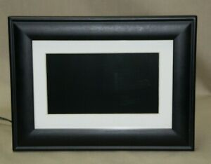 "Digital Picture Frame, Smartparts, Brand New, Still in the Box, 7"" LCD Display."