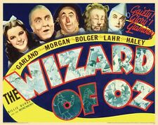 THE WIZARD OF OZ ~ GLAMOUR CAST 16x20 MOVIE POSTER Judy Garland Lahr Haley Bolge