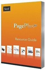 Pageplus X4 Resource Guide, Serif Europe Limited, Very Good Book
