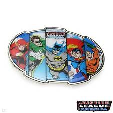 Justice League Of America Marvelous Belt Buckle Made of Multicolor Plastic/StSl