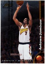 1998-99 TOPPS FINEST ROOKIE CARD RC #229: ANTAWN JAMISON - GOLDEN STATE WARRIORS