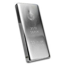 100 oz Royal Canadian Mint Silver Bar - RCM Silver Bar - SKU #57949