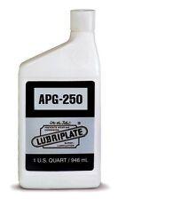Lubriplate APG 250, L0120-013,   Petroleum-Based Gear Oil, CTN 12/2 LB BTLS