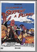DVD ZONE 2--LA VENGEANCE DU SERPENT A PLUMES--OURY/COLUCHE/DETMERS/BALASKO