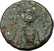 Ephesus (Ephesos) in Ionia 280BC Ancient Greek Coin BEE Turreted female   i46061