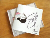 CD Album: Selena Gomez : Rare : Sealed With Separate SIGNED Booklet