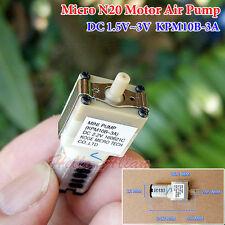 DC1.5V~3V Micro Mini Air Pump Pressure Oxygen Pump Sphygmomanometer Aquarium DIY