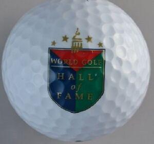 3 Dozen (World Golf Hall Of Fame Logo) Taylor Made Assorted Golf Balls