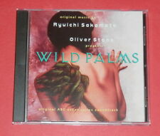 Wild Palms - Music by Ryuichi Sakamoto -- CD / Soundtrack