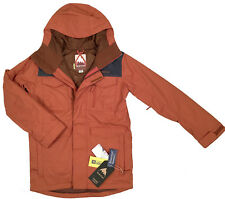 NEW Burton Covert Jacket!  XS  Picante & Denim  Dryride 2L  Bluesign Approved