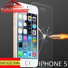 iPhone 5 Displayschutzfolie Kristall -fest Staubschutz Pause unzerbrechliche