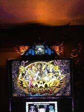 "Aerosmith Pinball Machine Limited Edition Wings/Elevator Topper,""SWEET""!!!"