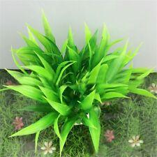 Schön Künstlich Pflanze Kunstpflanze quarium Dekoration Wasserpflanze !