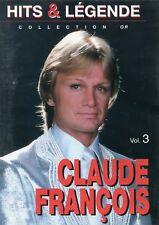 Claude François : Hits & Légende volume 3 (DVD)
