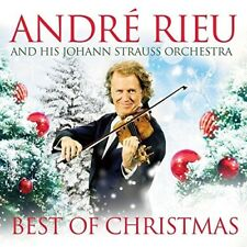 ANDRÉ & HIS JOHANN STRAUSS ORCHESTRA RIEU - BEST OF CHRISTMAS  CD NEW+