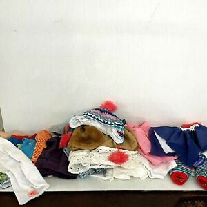 """Huge Lot of Clothing accessories and shoes for 18"""" Doll Our Generation"""