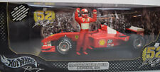 Hot Wheels 1:18 55698 Ferrari F1 2001, Michael Schumacher 52.Sieg Spa