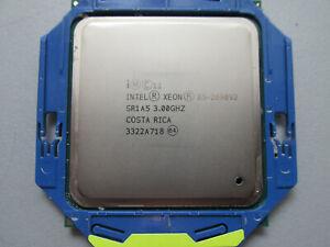 INTEL Xeon CPU E5-2690v2  3,0 bis 3,6 GHz  10-CORE 25MB Cache FCLGA2011