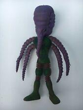 1968 Vintage Colorforms Alien Outer Space Men--ASTRO NAUTILUS Figure- Matt Mason