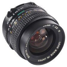 Mamiya-Sekor C 55mm f2.8 N for Mamiya 645 Super 645 PRO TL M645 1000s (151094)