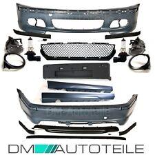 BMW E46 Limousine Stoßstange Bodykit Komplett 98-05 ohne PDC +Zubehör M Paket II