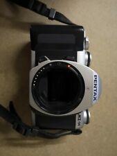 Pentax MZ-M 35mm SLR Film Camera and lens