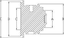 TURBOCHARGER BEARING HOUSING  MELETT 1401-404-466