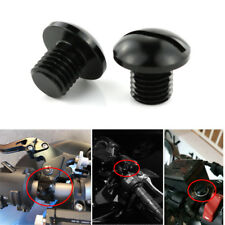 Mirror Hole Block Off Plugs For Kawasaki Z125 2016-2018 Z650 2017-18 Z800 13-16