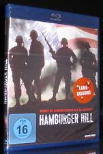 BLU-RAY HAMBURGER HILL - LANGFASSUNG - VIETNAM KRIEGSFILM 1969 (JOHN IRVIN) NEU