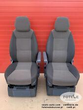 Fiat Ducato Jumper Boxer Fahrersitz Beifahrersitz Vorne Sitze Sitz Armlehne